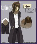 Anthony | Rabbit OC by ShirouYumekawa