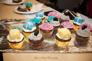 Pretty Cupcakes by QueenSheba24