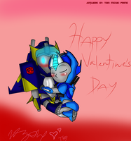 Happy Valentine's Day by ToniMizukiPrime