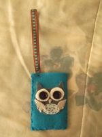 First Owl Pouch by AzeeraTheNinja