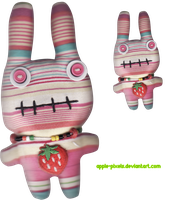 PlushieBunny_PNG by apple-stocks