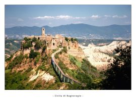 Civita di Bagnoregio by frescendine