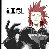 Axel +COLORED+ by aspenclaw