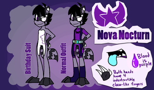 Nova Reference by ScribblezStarz