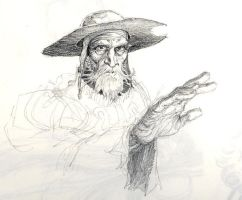 Don Quixote by AaronKuder