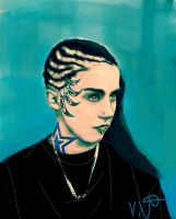 Lady Sovereign Tattoo by THE-SEXY-BEAST