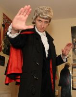 3rd Doctor Cosplay Preview by MBaca42