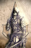 Edward Kenway by Soul--Dragon