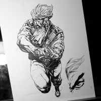 Grifter inks by caananwhite