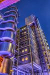 Lloyd's Building Back by farigiovanni
