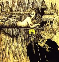 The Maiden and the Crone by Medusa1893