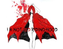 I'm Not Red Riding Hood by jamaicancrocodile