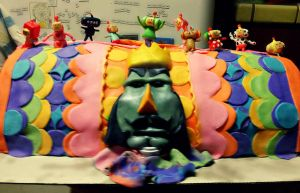 King of All Cakemos by buttsprincess