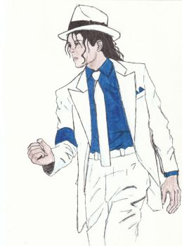 The King of Pop by regnasis