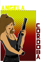 The Cartel: Angela Cordoba by LuckyRoulette