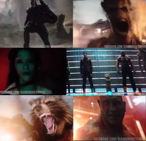 Guardians of the Galaxy Teaser Trailer Screencaps by DiamondDesignHD