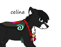 celina request by SkylordBelle