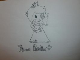 Princess Rosalina by monkeymonkey153