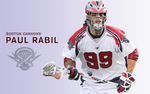Paul Rabil - Boston Cannons by Oultre