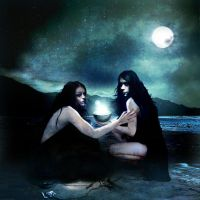 Sisters Of The Moon by ChrisRawlins