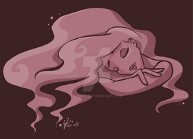 sleep by kinkei