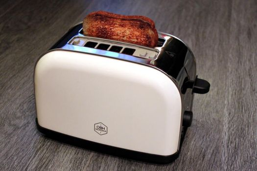 Nintoaster 1.0 Dust cover by Jaki33