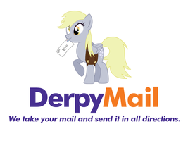 Derpy Mail by Jon1128