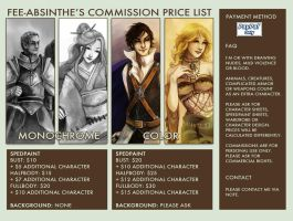 2014 COMMISSION INFO by fee-absinthe