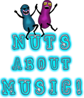 Nuts About Music by sleeprobber
