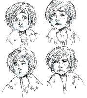 Hiccup Sketches by overcurrent