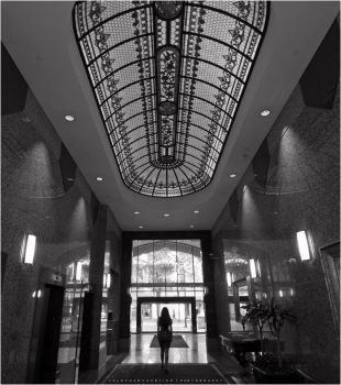 Lobby View by Val-Faustino