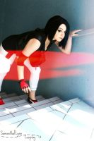 Faith - Mirror's Edge: Catalyst by SamanthaLynnCosplay