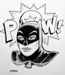 Batman 66 at Baltimore Comic Con 2014 by BillWalko