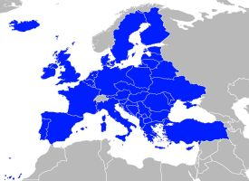 Future EU map by GeneralHelghast