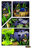 League of Legends comic by Myrmirada