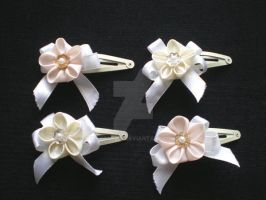 Sweet blossom clips by Corselia