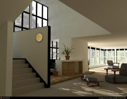 The Lovell Health House by neox3d