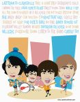 The Monkees by JoeArtistWriter