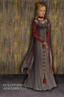 Malora of House Hightower by DaenatheDefiant