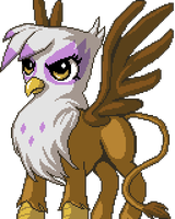 Pixel Gilda by FriendlyFireFox