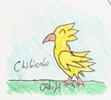 Chibicobo by jakers141