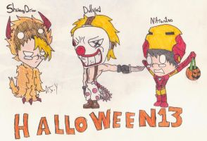Halloween'13 by ShuangOrion