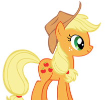 Apple Jack - Vector PNG Without Background by ctucks