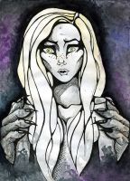 Please Lucifer, take my hand by Alexandra-Mad