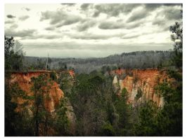 Providence Canyon 04 by sees2moons