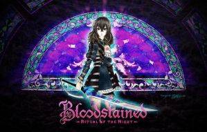 Bloodstained - Ritual of the Night - Miriam by junkisakuraba