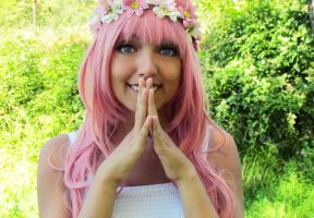 I still loved you [Just be Friends Cosplay - Luka] by Amiranne