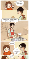 domestic!eruri by korkoroshi