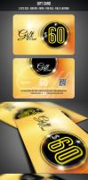 Gift Card by graphicstock