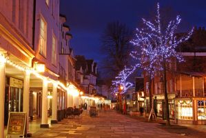 Xmas at the Pantiles by CitizenJustin